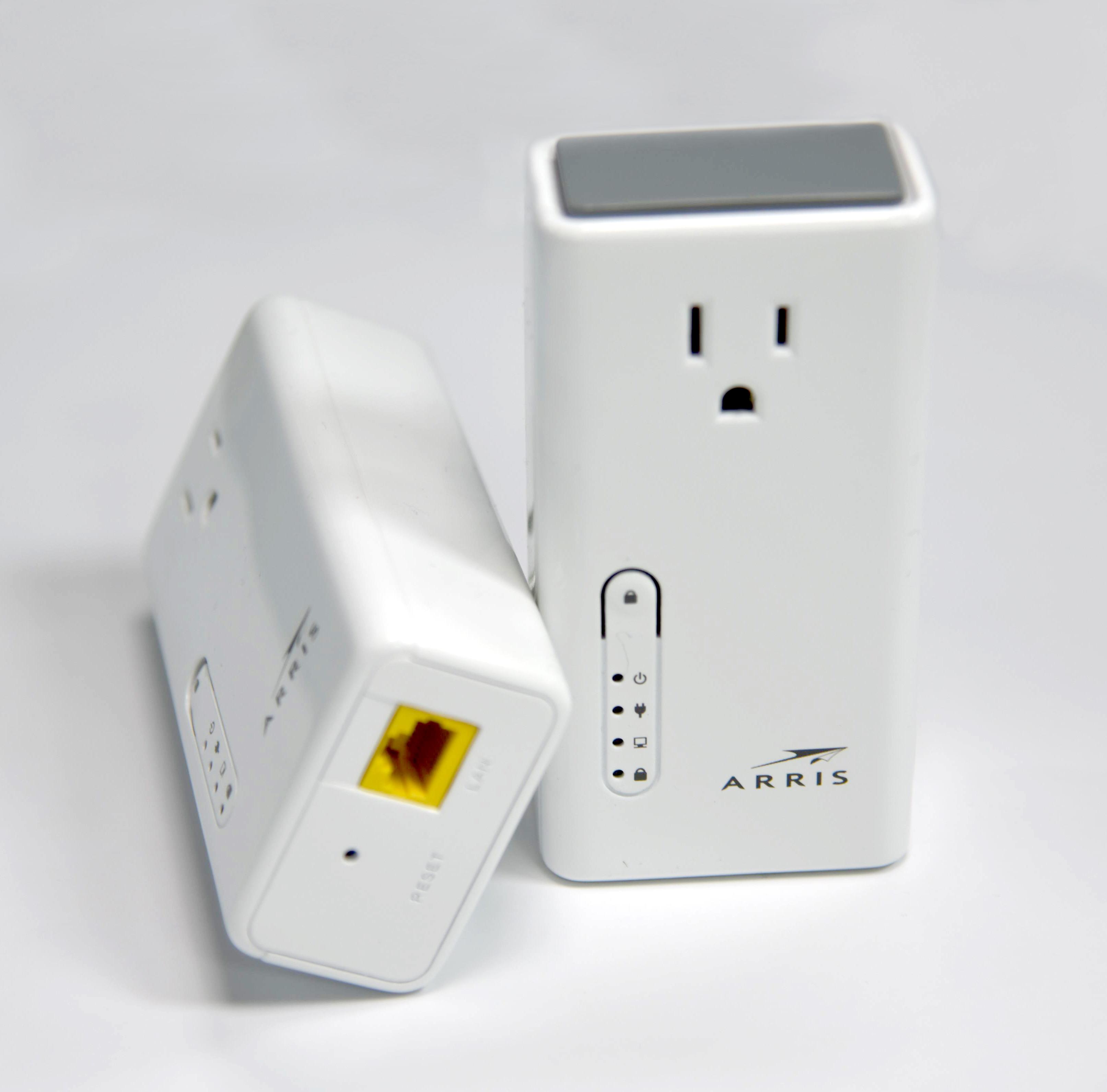 ARRIS Solutions: GPE2001