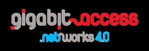 Networks 4.0 Gigabit Access Logo