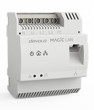 devolo AG: Magic 2 LAN DINrail MT03366 (DE-EU)