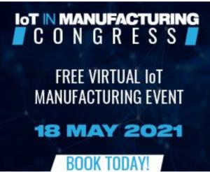 IoT manufacturing congress 2021 logo